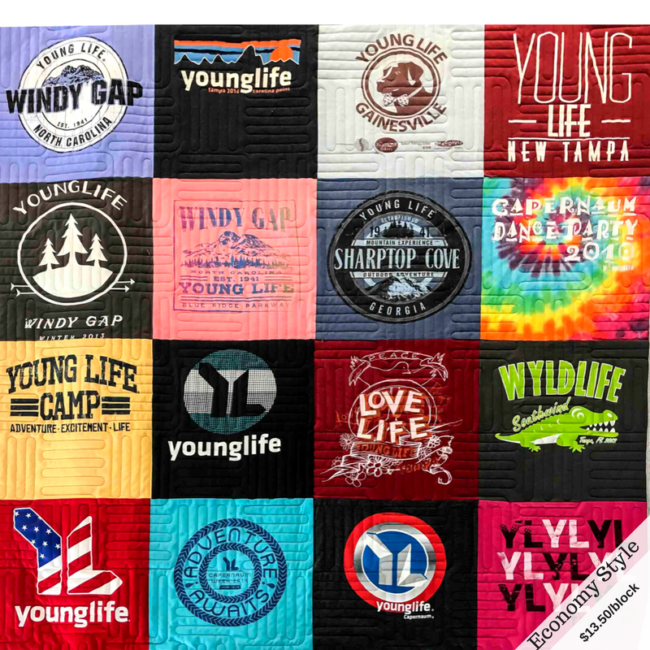 Quilt My Shirts | Premium T Shirt Quilts | 18+ Years in