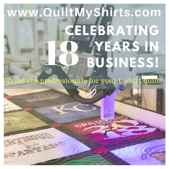 Celebrating 17 years in business!